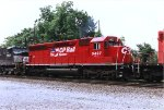 CP SD40-2 #5497 - Canadian Pacific