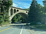 As I leave Lanesboro I see one more bridge that I didn't know about.