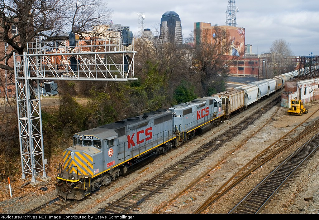 KCS 2901 North