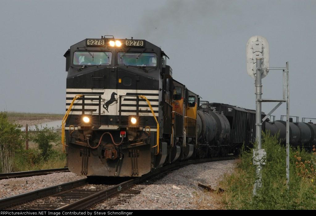 NS 9278 West