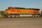 BNSF 4799 at the north end of the yard