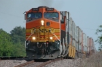 BNSF 5042 West