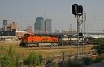 BNSF 5769 South at Tower 55