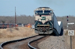 Coal trains meet
