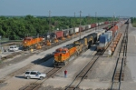 BNSF northbound fuel racks