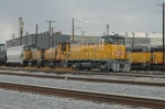 UPY 2301 switches Centennial Yard