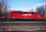 CP SD40-2 #5566 - Canadian Pacific