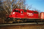 CP SD40-2 #5573 - Canadian Pacific