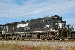 NS 8755, 4 of 7 Trailing Motors On the 38Q