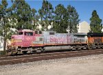 Santa Fe C44-9W in Warbonnet paint lives onward!