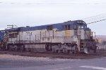 DH 754 at Conklin