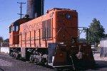 TS 745 visiting SN West Sacramento Yard