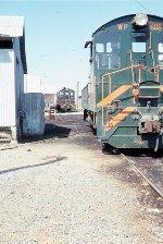 WP 606 at SN Yuba City Yard