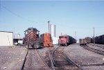 Both SN geeps at Yuba City Yard
