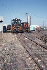 SN 711 at Yuba City Yard