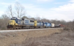 CSX 8612 (CSX Q550-02)