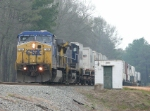 CSX 7658 (CSX Q124-18)