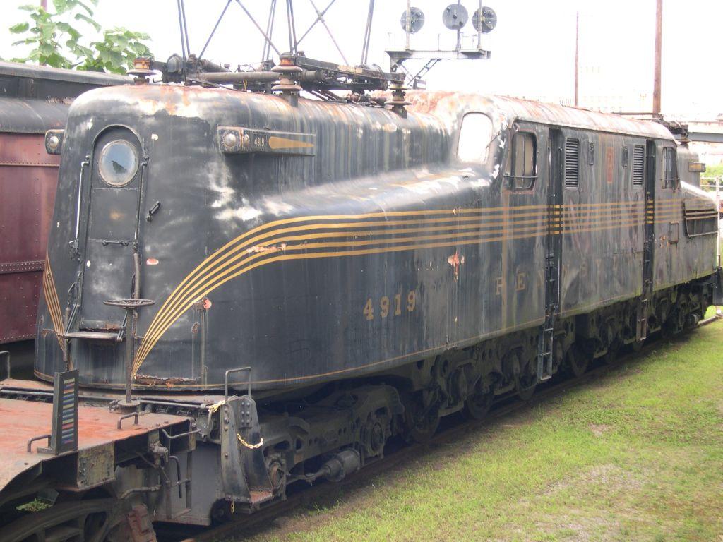 Pennsylvania RR 4919