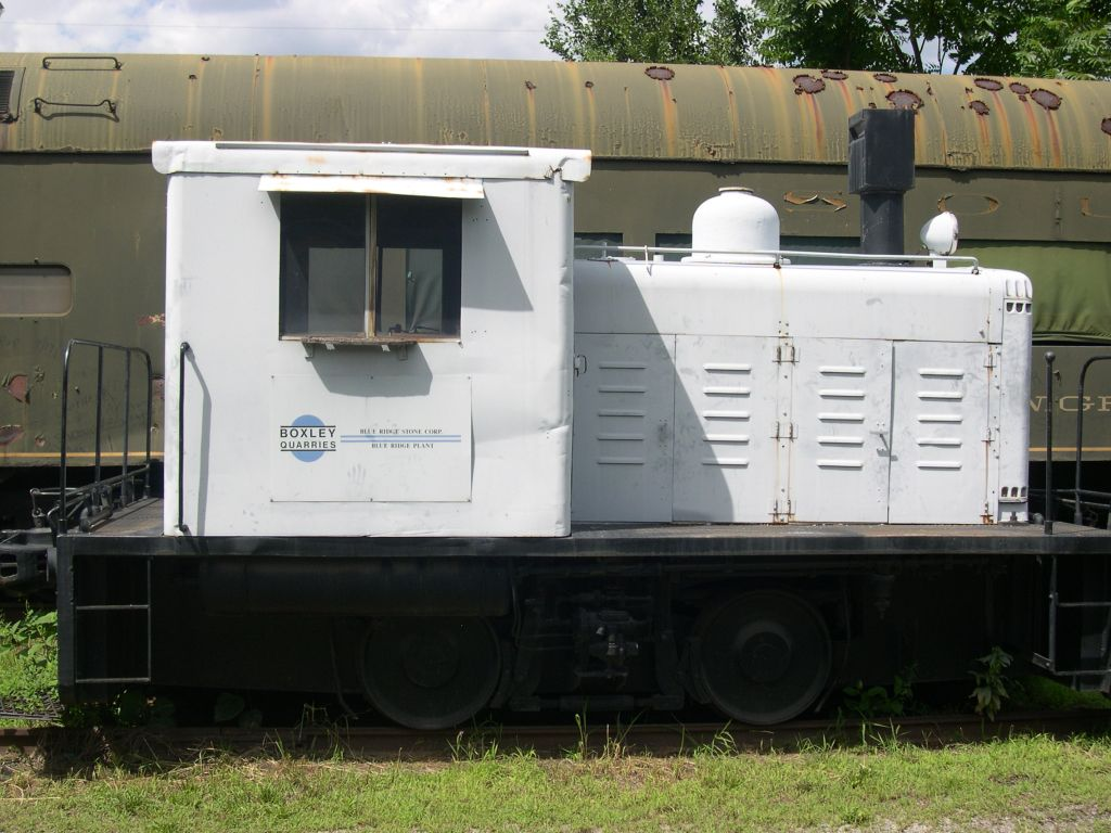 Boxley Quarries Switcher