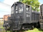 Wheeling & Lake Erie D-3 Switcher