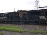 NS 8603 With Some Fire Damage
