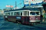 SEPTA, ex-PSTC, Trolley #17