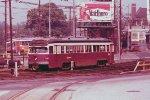 SEPTA Trolley car #20