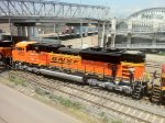 BNSF 9050 in way to USA
