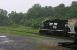 NS 5643 Trailing on H74 @1132 hrs.