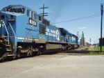 Conrail 8353, This unit had the PRR under the unit numbers