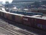 NREX 805/809A, NREX 809/808/805A at the Neptune Bulk Shipping Terminal