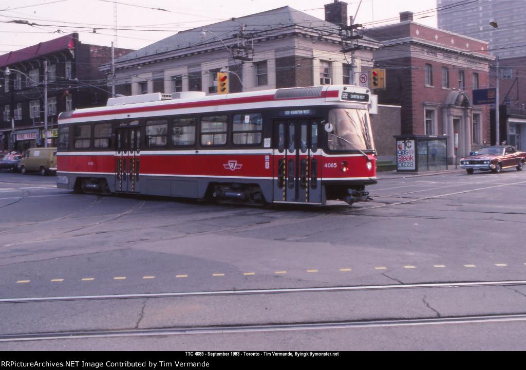 TTC 4085