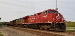 CP CWM 8006 leading at waterford ave