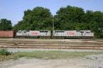TFM powered train