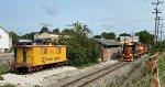 WE 111 passes the Hartville Depot.