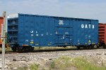 Blue GATX Box Car