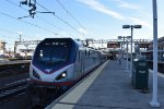 Amtrak Train # 140 arrives into NHV Union Station