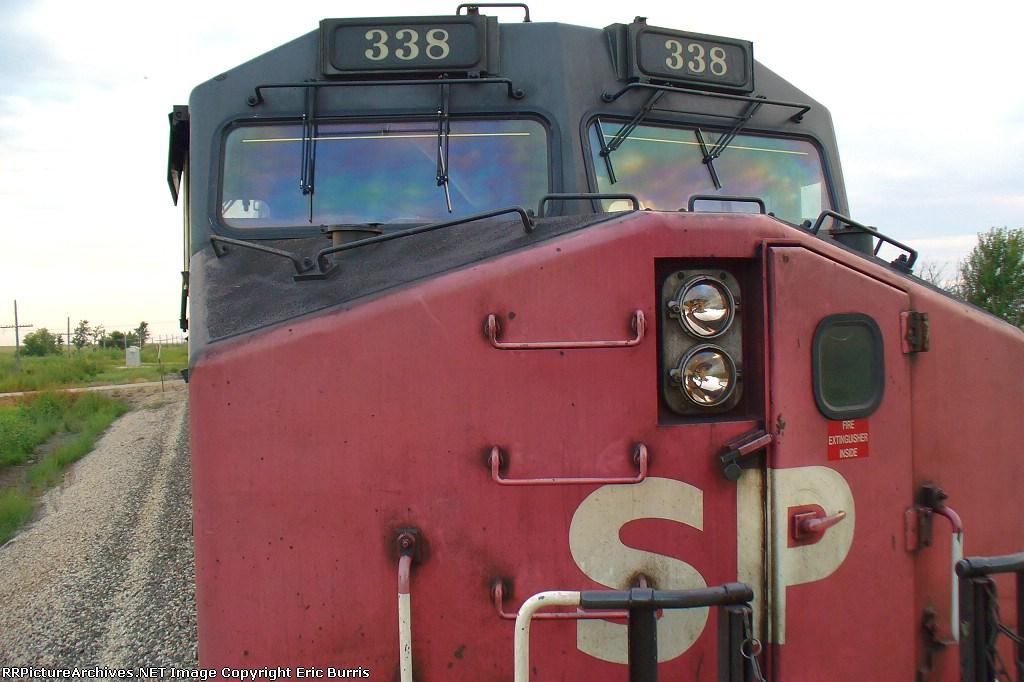 SP 338 as DPU