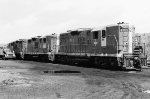 BM GP 9 #1703, #1708 & #1725 - Boston & Maine
