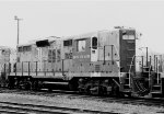 BM GP9 #1738 - Boston & Maine
