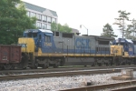 Front Of CSX 7540