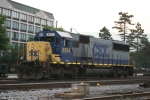 Front Of CSX 8514