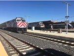 Three Trains at Diridon