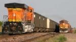 Sulphur, LA coal load holds main to meet HALTBAR128