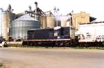 CGRX GP8 #9209 - Consolidated Grain & Barge