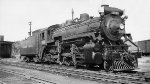 CP 2-8-2 #5111 - Canadian Pacific