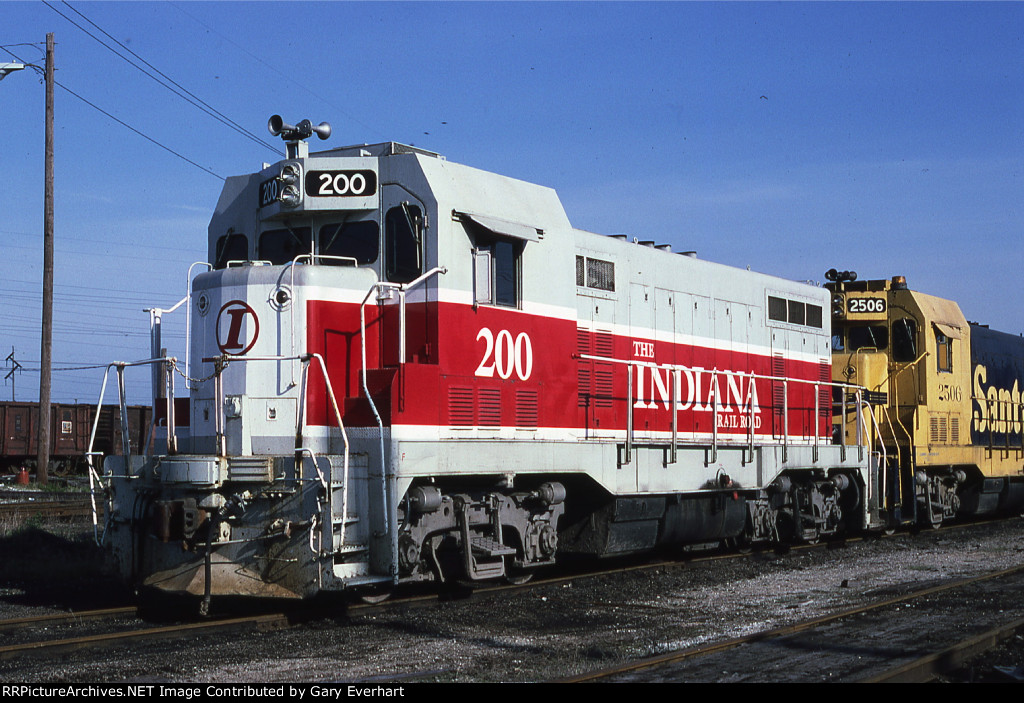 INRD CF7 #200 - Indiana RR