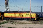 INRD SD18 #7307 - Indiana Railroad