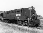 KBSR Alco RS11 #312 - Kankakee, Beaverville & Southern RR