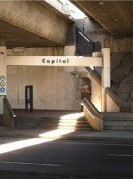 Capitol Station Entrance